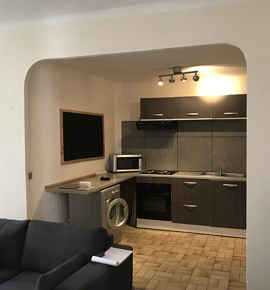 renovation d'appartement Nimes